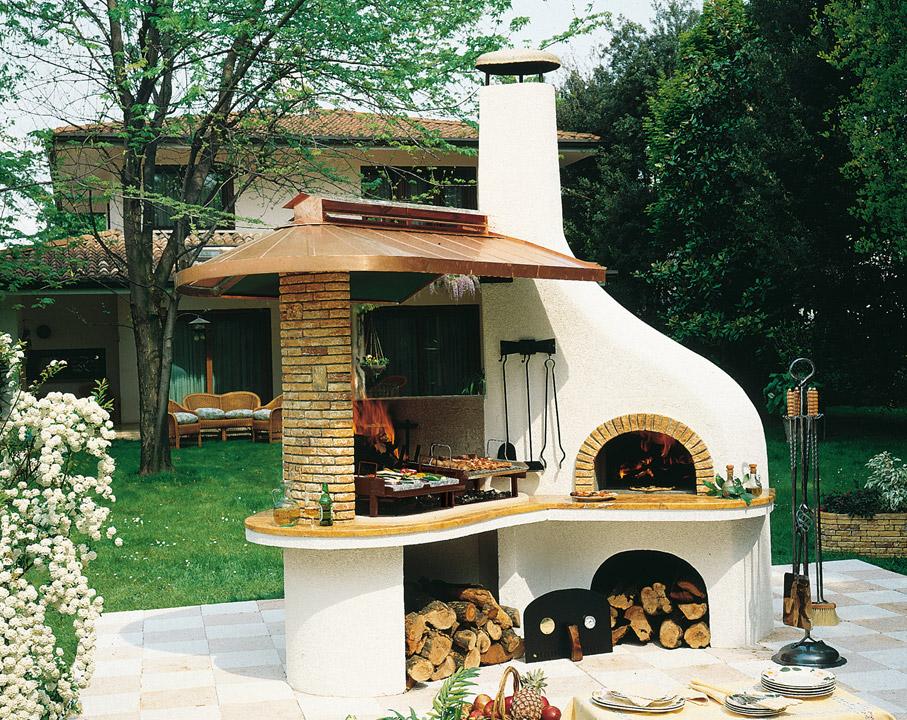 Palazzetti barbecue vulcano for Barbecue oslo palazzetti
