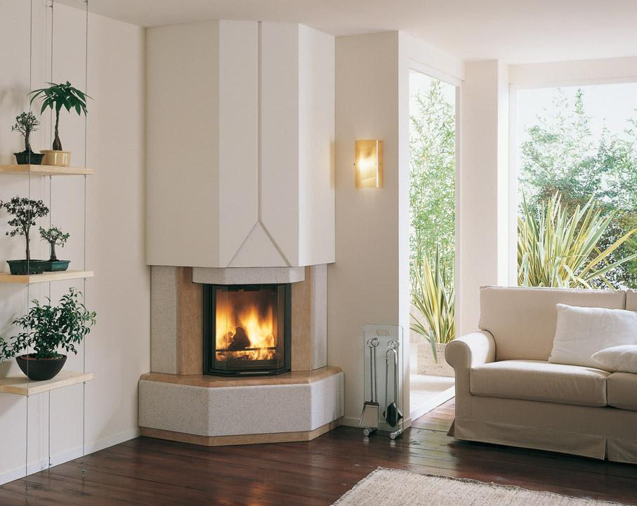 palazzetti costanza angolo exa 78 verde o. Black Bedroom Furniture Sets. Home Design Ideas
